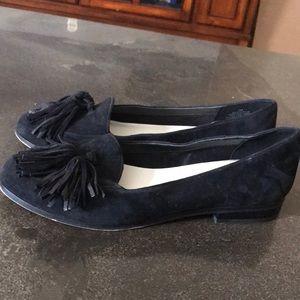 52c0369edab Anne Klein Shoes - Black Anne Klein Darcy Loafer